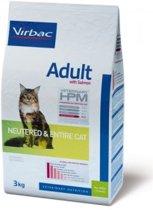 Virbac HPM - Adult Neutered & Entire Cat - 1.5kg