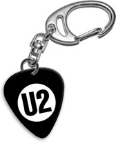 U2 plectrum sleutelhanger