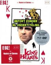 Le roi de coeur (King of Hearts) (1966) [Masters of Cinema] Dual Format [Blu-ray + DVD] edition