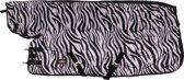 Epplejeck Vliegendeken  Zebra Full Neck - Zebra - 165 Cm