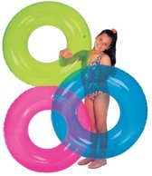 Intex Zwemband Transparant 76cm