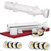 Sushi maker- Bazooka- Snel- Makkelijk- Handig te gebruiken