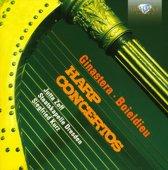 Ginastera & Boieldieu: Harp Concertos