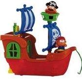 Pirate ship boot met figuren