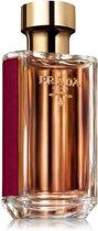 MULTI BUNDEL 2 stuks La Femme Intense Prada Eau De Perfume Spray 50ml