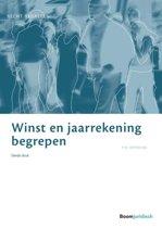 Boek cover Recht begrepen - Winst en jaarrekening begrepen van Peter Enthoven