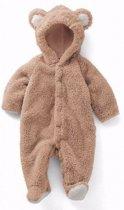 Berenpakje baby - newborn fotoshoot - kinder kerst outfit - baby kerst outfit - berenpak - bear suit - cakesmash outfit - kerstpakje baby