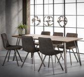 Meer Design Eettafel Thyone 190cm