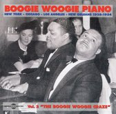 Boogie Woogie Piano Vol 2 1938-195
