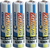 Conrad 251111 household battery Rechargeable battery Nikkel-Metaalhydride (NiMH)