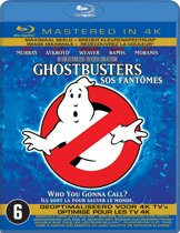 Ghostbusters (Blu-ray - Mastered in 4K)