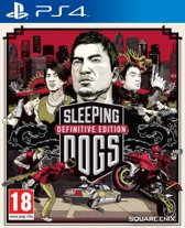 Sleeping Dogs: Definitive Limited Edition /PS4