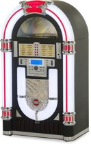 RICATECH RR2000 Full size Classic LED Jukebox   Bluetooth
