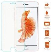 Screenprotector 0.3mm Gehard Glas Gebogen rand voor iPhone 8/7