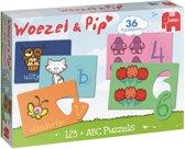 Woezel & Pip ABC +123