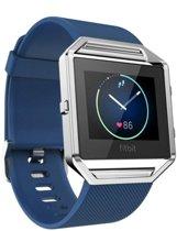 Accessory Bandje Voor de Fitbit Blaze - Armband / Polsband / Strap Band / Sportband - Blauw