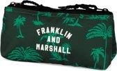 Etui Franklin M. Boys groen 10 x 21 x 6 cm