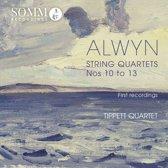 Alwyn: String Quartets Nos. 10-13
