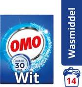 Omo Wit Waspoeder - 14 wasbeurten