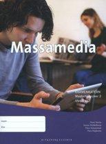 Examenkatern - Massamedia maatschappijleer 2 VMBO KGT examenkatern