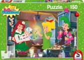 In the Witches' lab, 150 pcs - Kinderpuzzel