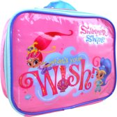 SHIMMER & SHINE What's Your Wish Lunchtas School Lunch Tas