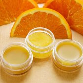Lip pakket - Lipscrub & Lippenbalsem  - Orange