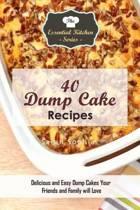 40 Dump Cake Recipes