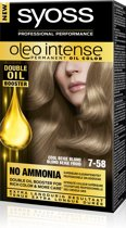 SYOSS Color Oleo Intense 7-58 Cool Beige Blond Haarverf - 1 stuk