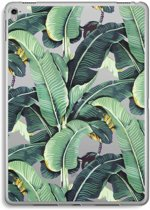 iPad Pro 9,7 inch Transparant Hoesje (Soft) - Bananenbladeren