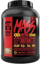 Mutant Mass XXTreme 2500 3180gr Triple Choco