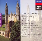 Great Choral Classics from King's - Allegri, Tallis, et al