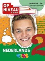 Op niveau Nederlands 2 Leeropdrachtenboek