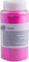 Fluo roze poeder - Kleurpoeder voor themafeesten - 1 pot