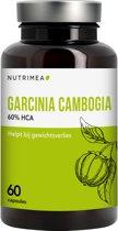 Garcinia Cambodgia - Afvallen - Vetverbrander - NUTRIMEA 60 capsules