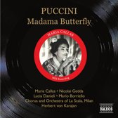 Madama Butterfly (Callas, Gedda, Karajan) (1955)
