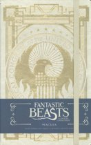 Harry Potter Fantastic Beasts and Where to Find Them Ruled Journal - Macusa - Hard cover