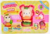 Afbeelding van Smooshy Mushy Bento Box Hondje Squishy - Speelfiguur speelgoed