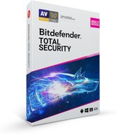 Bitdefender Total Security 2020 - 10 Apparaten - 1