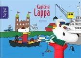 LAPPA® KInderboeken - Kapitein Lappa - boek/knuffelpakket