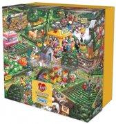 Gibsons puzzel I Love Gardening - Gift Box - Mike Jupp - 500 stukjes