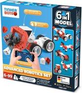 Tinkerbots Robotics Advanced Set - Robot Bouwset - Programmeerbaar