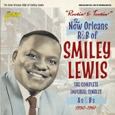 Rootin' And Tootin'. New Orleans R&B Of Smiley Lew