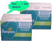 Pampers Complete Clean Natural billendoekjes - 24 x 64 stuks