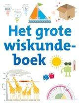 Boek cover Het grote wiskundeboek van Carol Vorderman
