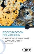 Biodégration des matériaux