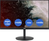 Acer XF272UP - WQHD TN Gaming Monitor (144 Hz)