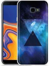 Galaxy J4 Plus Hoesje Space