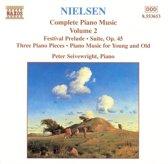 Nielsen:Comp.Piano Music Vol.2