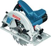BOSCH PROFESSIONAL Cirkelzaag GKS190 - 1400 Watt - 70 mm - Zaagdiepte - Incl. Zaagblad